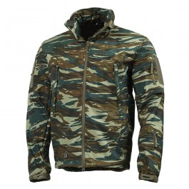 Jacket Softshell Artaxes Gr-Camo ΤΖΑΚΕΤ-ΜΠΟΥΦΑΝ