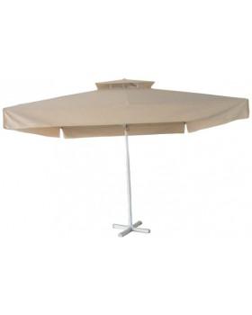 Ομπρέλα Αλουμινίου Τετράγωνη  Bαρέου Τύπου Επαγγελματική