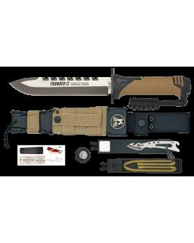 ΜΑΧΑΙΡΙ K25 Tactical Knife THUNDER II COYOTE ENERGY 32133