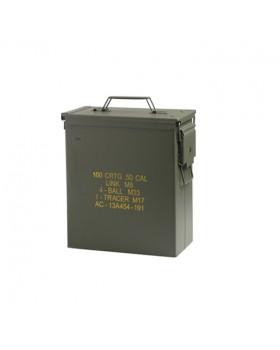 Extra Μεγάλο Μεταλλικό Κουτί Μεταφοράς Πυρομαχικών