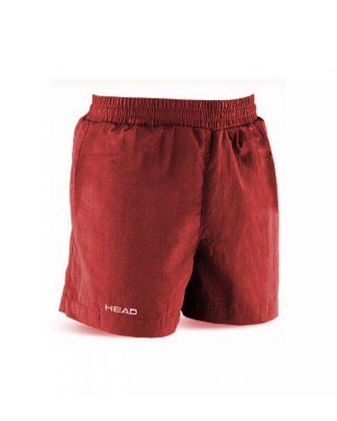 Head-Μαγιώ Water Shorts Κόκκινο