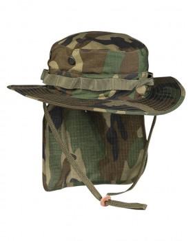 Καπέλο Woodland Jungle Flap Mil-Tec