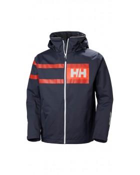 Jacket Graphite Blue By Helly Hansen