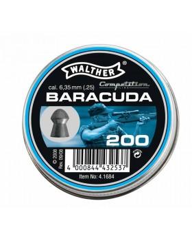 Βλήματα Walther Baracuda 6.35 mm