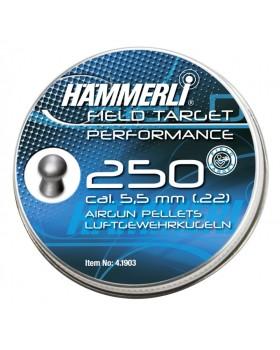 Βλήματα Hammerli Field Target Performance 5.5 mm