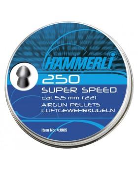 Βλήματα Hammerli SuperSpeed 5.5 mm
