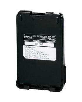 Γνήσια μπαταρία για πομποδέκτες ICOM F50, F60, M87 και IC-V85