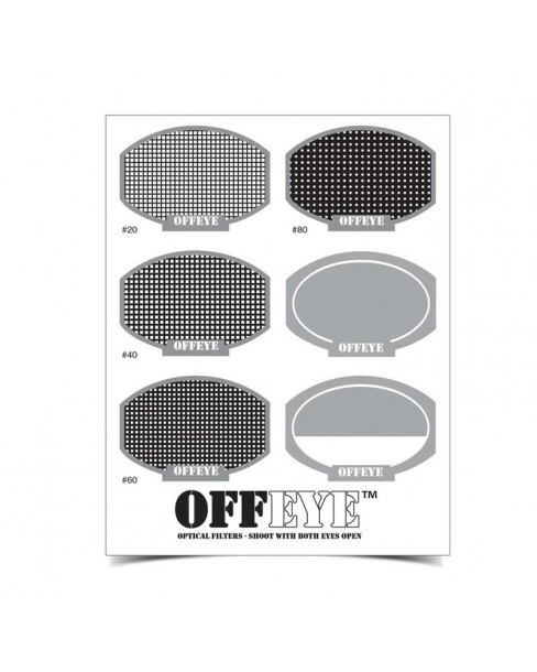 Οπτικά Φίλτρα OffEye™ Optical Filters 20/40/60