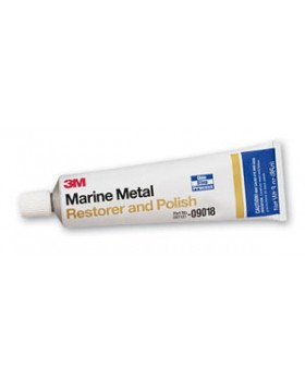 3M-Marine Metal Restorer & Polish 150ml