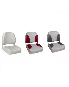 Κάθισμα Αναδιπλούμενο Γκρί Κόκκινο