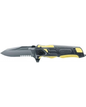 Walther-Σουγιάς Pro Rescue Knife Yellow