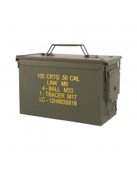Κουτί Πυρομαχικών Μεταλλικό