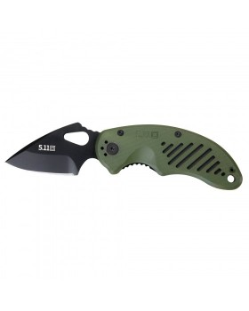 5.11 Μαχαίρι DRT Folding Knife - Plain Edge