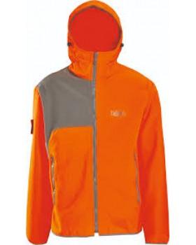 Τζάκετ Softshell Αδιάβροχο Dispan Πορτοκαλί 520