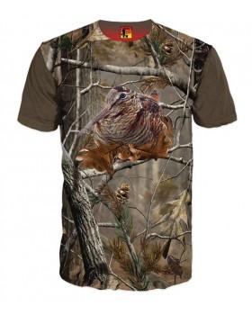 Must Hunt Tshirt Μπεκάτσα