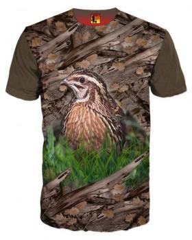 Must Hunt Tshirt Ορτύκι