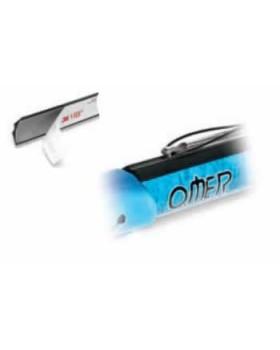 Αυτοκόλλητος Οδηγός Βέργας Omer 100cm