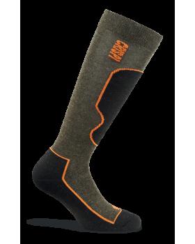 Ισοθερμικές Κάλτσες Ego 662 SFW Crispi Πράσινο-Πορτοκαλί