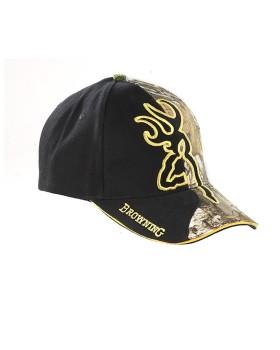 Καπέλο Browning Big Buckmark Black Camo 308204211
