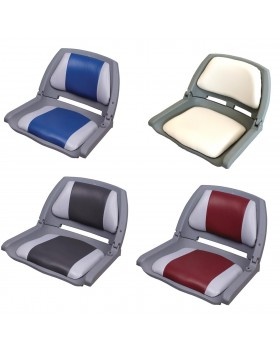 Κάθισμα Αναδιπλούμενο Λευκό