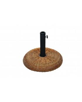 Βάση Ομπρέλας Τσιμεντένια Bamboo