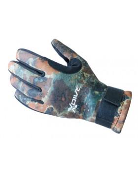 Γάντια Κατάδυσης XDIVE Amara Camo 2mm