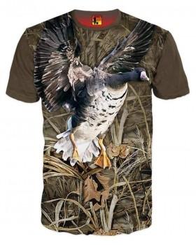 Must Hunt T shirt Χήνα