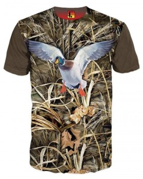 Must Hunt T shirt Πάπια