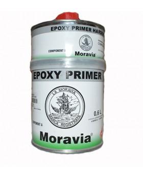 Εποξικό Πράιμερ 2 Συστατικών Για Πολυεστερικές & Μεταλλικές Επιφάνειες 0.750L