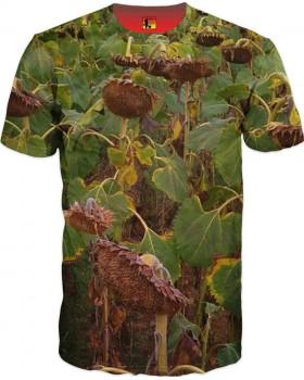 Must Hunt Tshirt Παραλλαγής Ηλιόσπορο