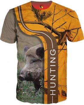 Must Hunt Tshirt Αγριόχοιρος