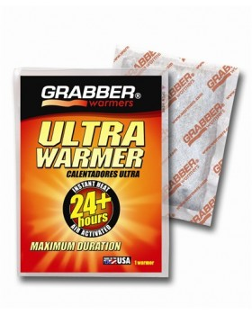 5 Τεμάχια Θερμαντικό Σώματος Ultra  (24+ Ώρες)Grabber Warmers-
