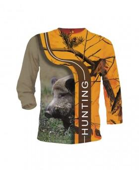 Must Hunt Μπλουζάκι 3D Αγριόχοιρος