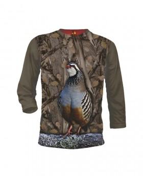 Must Hunt Μπλουζάκι 3D Πέρδικα