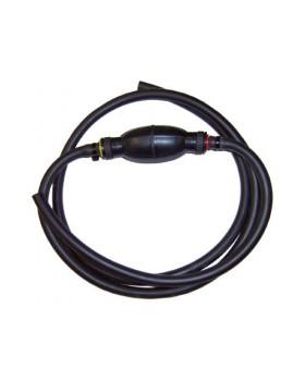 Σετ Πουάρ Και Λάστιχου Για Ρεζερβουάρ Καυσίμου 9.5mm