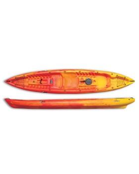 Kayak Base Orca 3 θέσεων