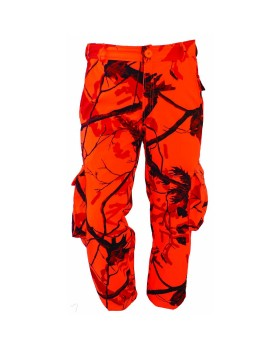 Παντελόνι Soft Shell Camo Orange