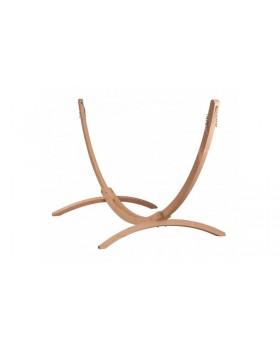 Ξύλινη Βάση Αιώρας Canoa Wooden Stand Family