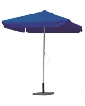 Ομπρέλα Κήπου Αλουμινίου 2x2m  Μπλε