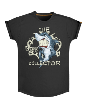 Blue Hunder T-Shirt BHT20 ΜΑΥΡΟ