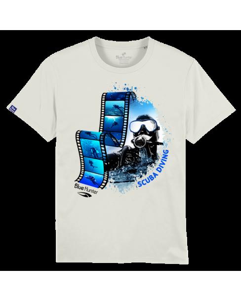 Blue Hunder UNISEX T-SHIRT-BHT68