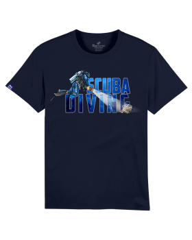 Blue Hunder UNISEX T-SHIRT-BHT66