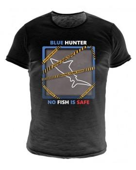 Blue Hunder-No Fish Is Safe