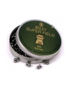 Bisley Super Field 5.00mm / 200 (10,06 grains)