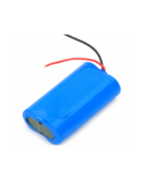 Battery Pack 3x18650 8700mAh