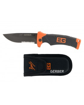 Gerber Bear Grylls Folding Sheath Knife 31-000752