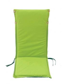 Μαξιλάρι Για Καρέκλα Με Ψηλή Πλάτη 2 Όψεων  Πράσινο Ανοικτό