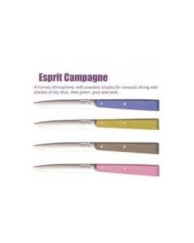 Οpinel-Νο125 Esprit Campagne  Επιτραπέζια Μαχαίρια (4 Τεμ.)
