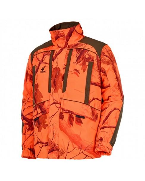 Μπουφάν Αδιάβροχο Stagunt Camtrack Orange