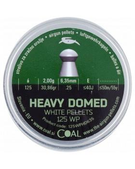 Goal Heavy Domed .25/125 (31 grains)